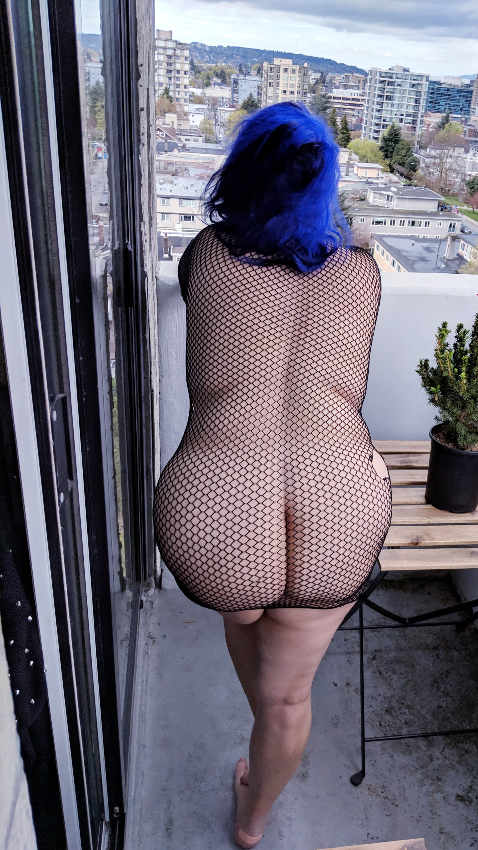 Goth butt