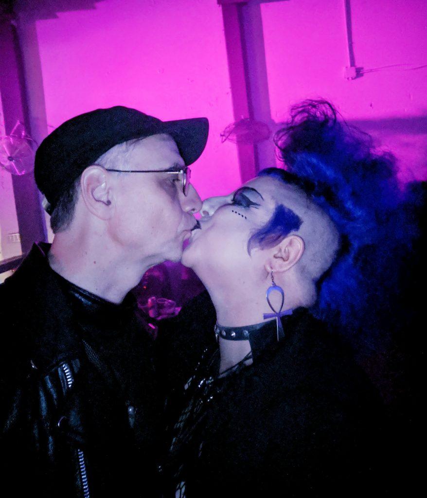 Goth Kiss
