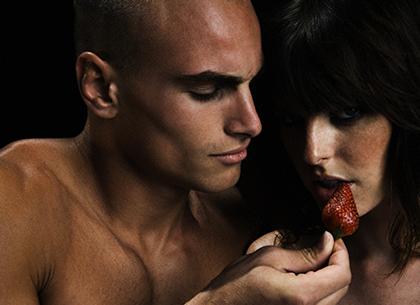 Sensual Food and Feederism