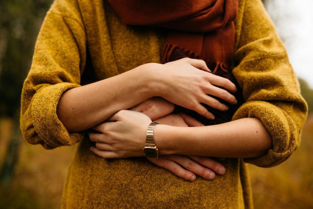 Hugs are essential