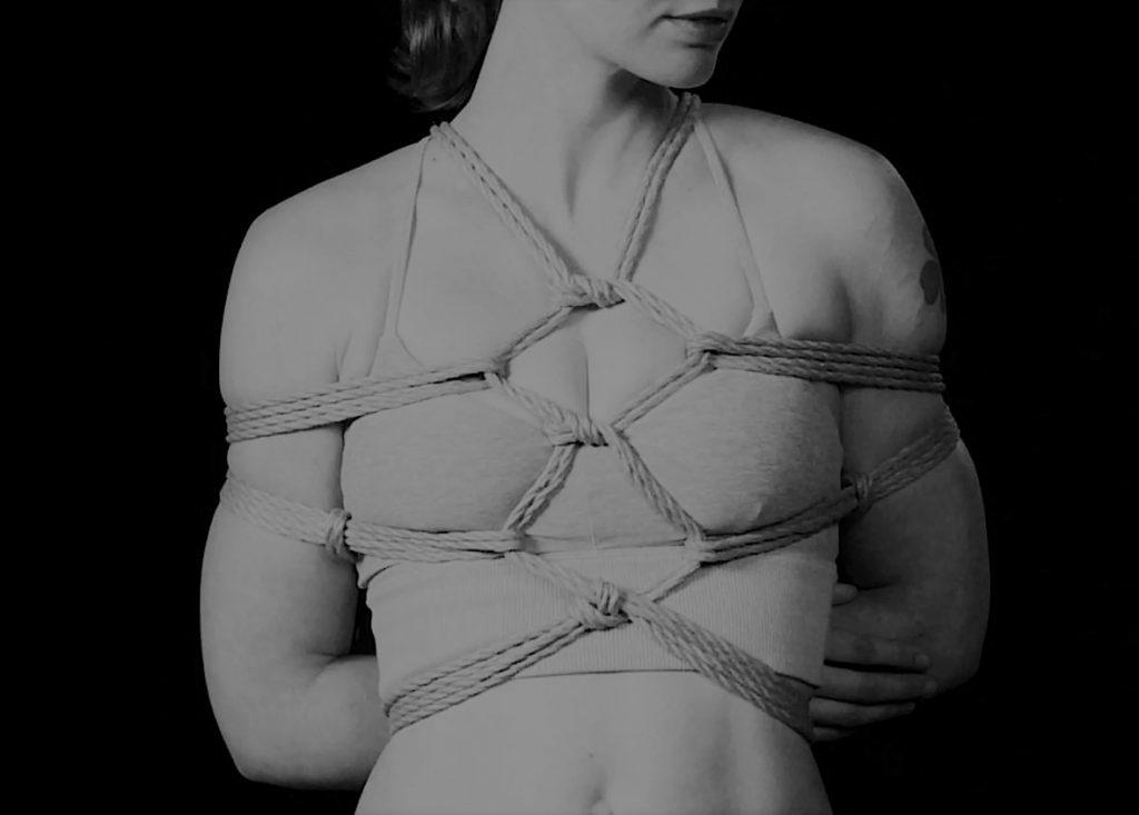 shibari lesson erotic ficiton